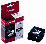 BC02 CANON ORIGINAL · Black Print Cartridge